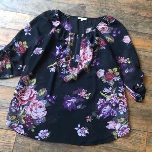 Pleione Large Blouse
